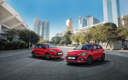 Hyundai i10 e i20 ConnectLine: Special Edition in offerta lancio