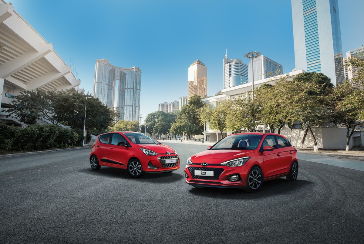 Hyundai i10 e i20 ConnectLine: Special Edition in offerta lancio