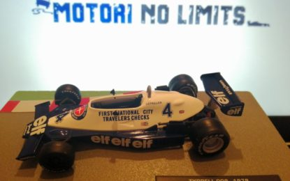Tyrrell 008: la prima F1 Fan Car!