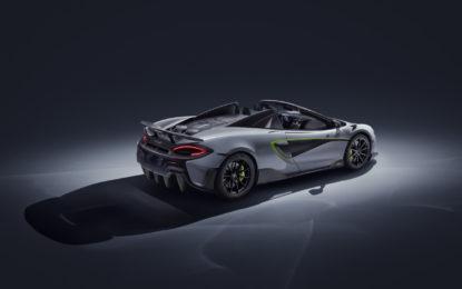 McLaren a Ginevra con la 600LT Spider by MSO