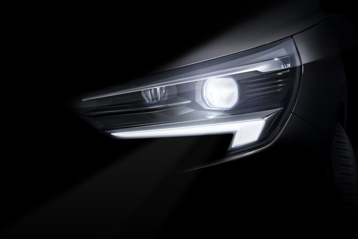 Opel Corsa: tecnologie di vertice nella categoria delle piccole