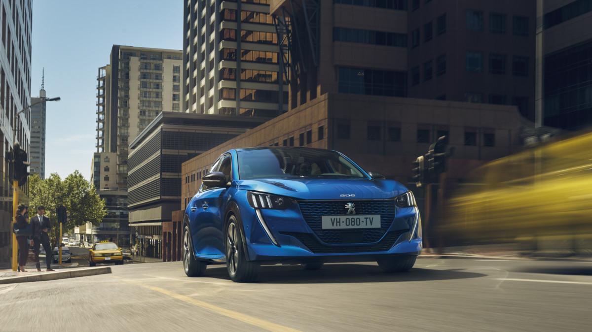 Nuova Peugeot 208: anteprima pre-Ginevra