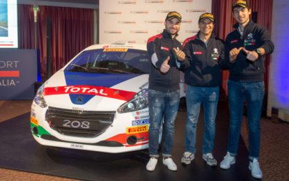 Peugeot Sport Italia: grandi novità per il rally 2019