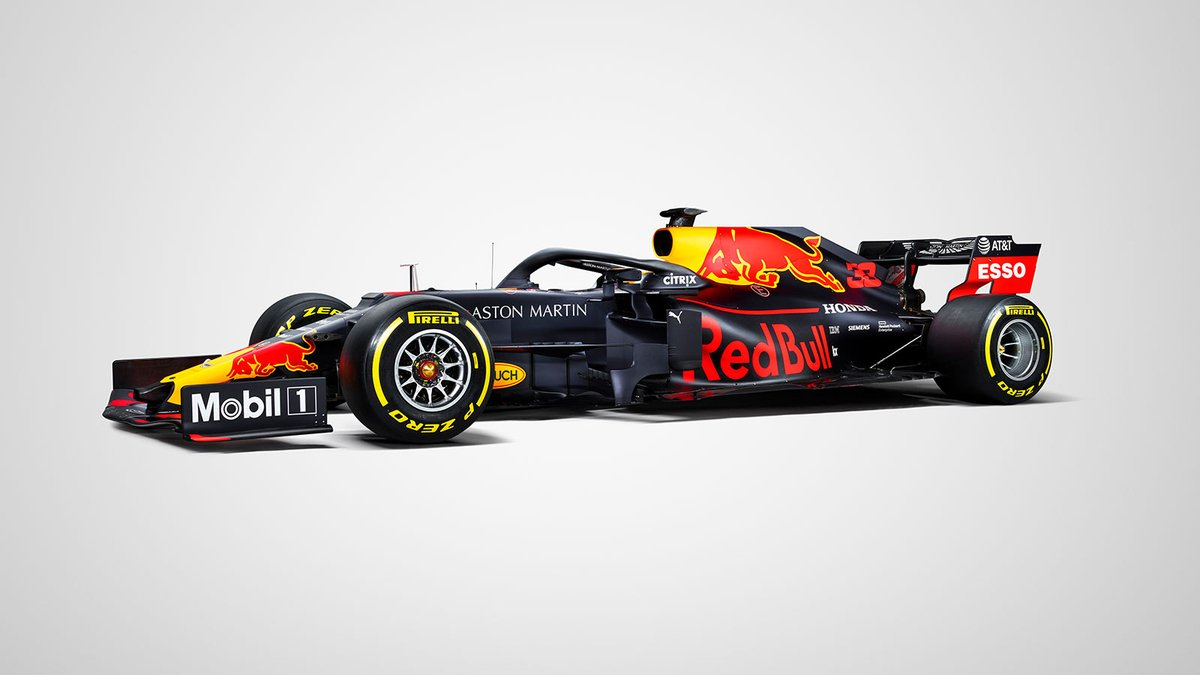 Red Bull RB15: livrea nel segno della tradizione