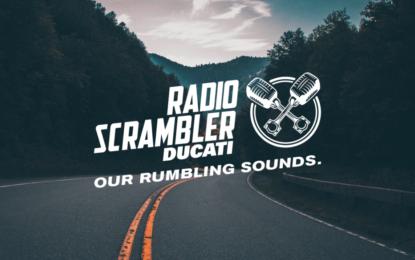 Radio Scrambler Ducati si evolve