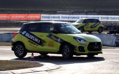 ACI Rally Italia Talent 2019 sceglie Toyo Tires