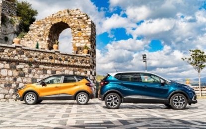 Renault CAPTUR: sempre più innovativa