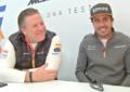 McLaren e Alonso negano il divorzio. E Geri Halliwell lo vorrebbe in F1