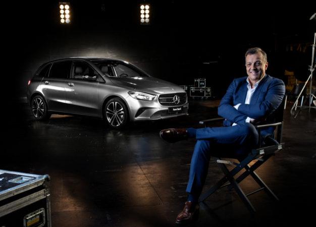 I dealer Mercedes ospitano i casting del film di Gabriele Muccino