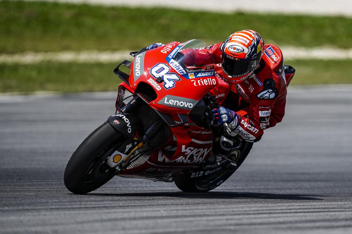 MotoGP: Ducati pronta per il GP di Spagna