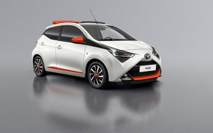 AYGO a Ginevra con due special edition