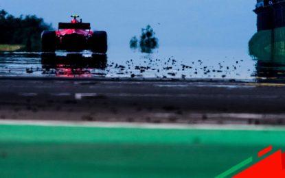 Quattro piloti per il simulatore Ferrari
