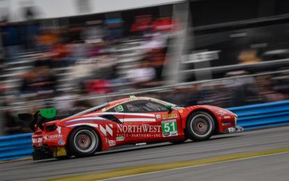 Due Ferrari alla 12 Ore di Bathurst