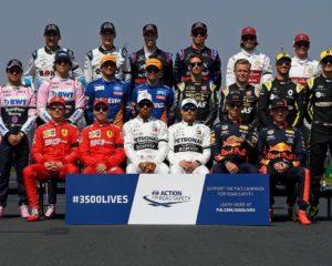 Compagni di squadra a confronto dopo i primi 12 GP