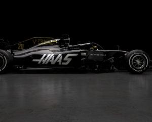 Lo sponsor Haas in tribunale per il logo