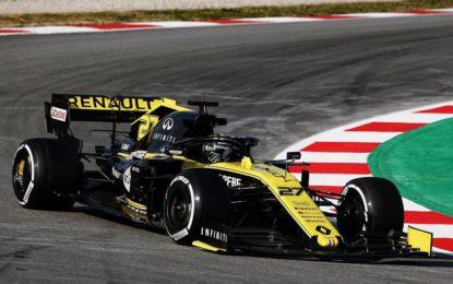 Renault veloce, ma la Red Bull di più