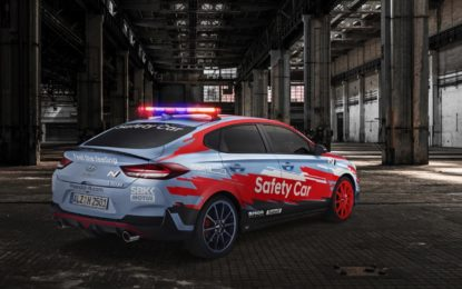 Hyundai i30 Fastback N Safety Car del Mondiale Superbike