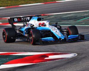 Kubica non perde l'ottimismo nonostante la FW42