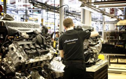 Automobili Lamborghini Top Employer Italia 2019