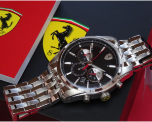 Orologi Ferrari: perfetti per gli amanti delle vetture sportive