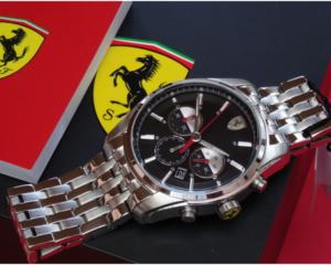 Orologi Ferrari: perfetti per gli amanti delle vetture sportive