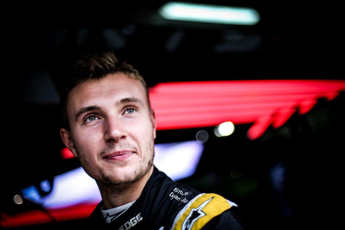 Sirotkin e Aitken completano il team Renault F1 2019