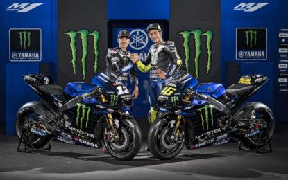 Yamaha MotoGP Team: la moto 2019 di Rossi e Vinales