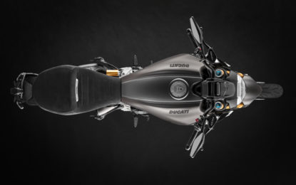 "Al nuovo Diavel 1260 il ""Red Dot Design Award 2019"""