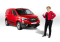Mara Maionchi e Veicoli Commerciali Opel: intesa perfetta
