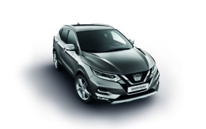 Nissan Qashqai in versione speciale N-Motion