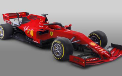 La Ferrari celebra i suoi primi 90 anni a Melbourne