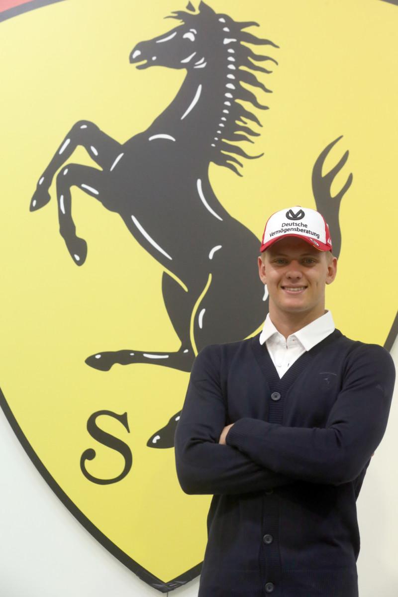 Mick Schumacher: debutto sulla SF90 nei test e poi Alfa Rome