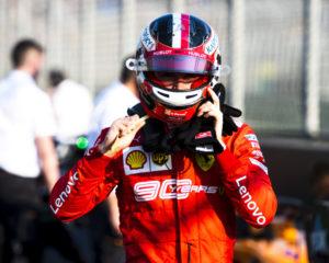 """Leclerc: """"Alla fine il team ha deciso di mantenere le posizioni"""""""