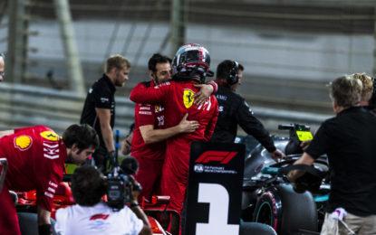 Bahrain: qualifiche da sogno per Leclerc e tutti i ferraristi