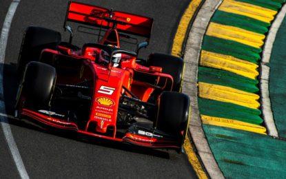Ferrari: non il risultato atteso in qualifica a Melbourne