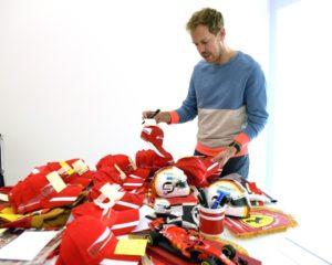 Vettel al lavoro per i tifosi, la marcia in più della Scuderia