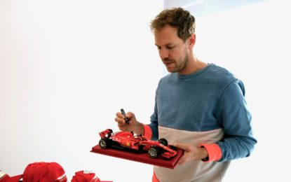 Vettel contrario ai GP a porte chiuse