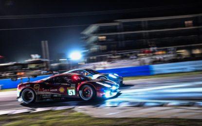 Sebring: qualifiche difficili per le Ferrari