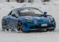 Alpine Ice Driving Experience