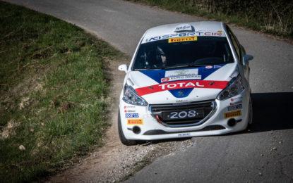 CIR: buona la prima per Ciuffi-Gonella con la Peugeot 208 R2B
