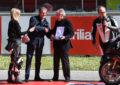 La FMI premia l'Aprilia al Mugello