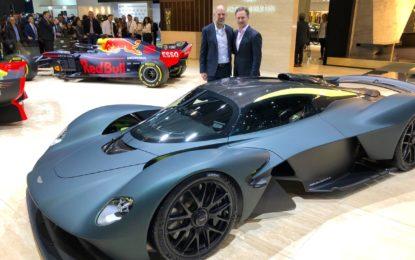 I sogni di Newey, tra Red Bull e Aston Martin Valkyrie