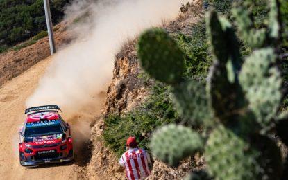 Messico: la Citroën di Ogier-Ingrassia aumenta il gap