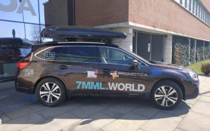 Subaru e 7Milamiglialontano: due Outback per H2oPLANET