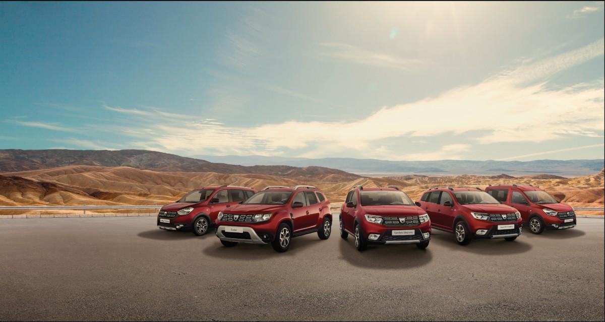 Dacia a Ginevra con la serie speciale Techroad 2019