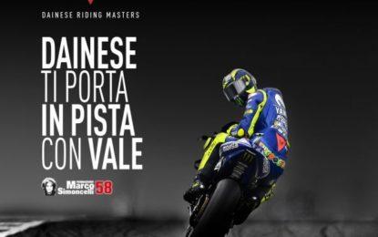 Dainese Experience: in pista a Misano con Rossi e molto altro…