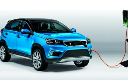 DR3 EV: full electric e full optional