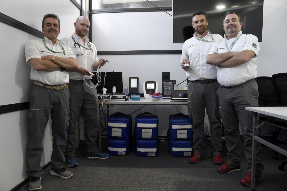 Formula Medicine: 30 anni per i piloti e lo sport