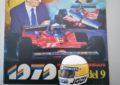 Jody Scheckter ci parla del suo casco mondiale con la Ferrari
