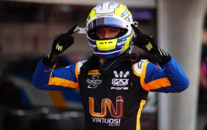 Bahrain F2: a Ghiotto la prima pole e i primi punti 2019